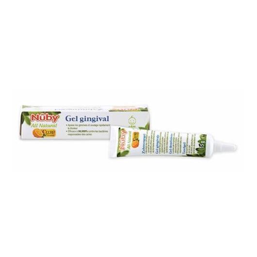 Gel di Dentizione Citroganix Nuby 15g