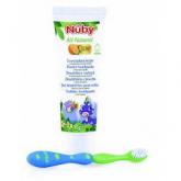 Pasta Dientes Niño Citrogamix 45g + Cepillo de dientes para niño