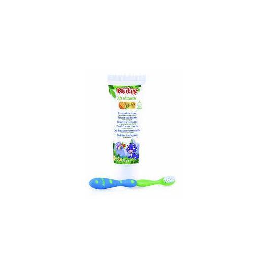 Dentifricio Bambino Citrogamix 45g + spazzolino di denti per bambino