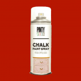 Peinture en Spray Chalk Red Velvet, 400 mL