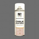 Pintura a la tiza / Chalk paint en Spray - London Grey, 400 ml