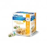 Pasta sustitutiva champiñones biManán 3 sobres