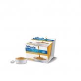 Pot de Crème Substitutive Saveur Vanille et Caramel, biManán, 210 g