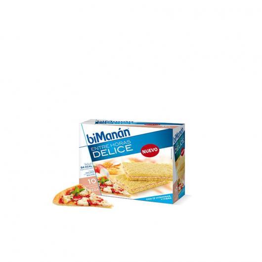 Crackers sazianti sapore Pizza Pizza biManán 10 crackers