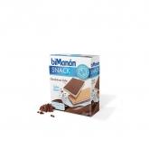 Snack wafer saziante cioccolato al latte sapore yogurt biManán 120 g