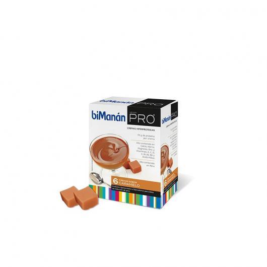 Crema di caramello sostitutiva biManán PRO 270 g