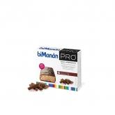 Barres Rassasiantes au Chocolat biManán PRO, 6 unités