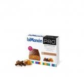 Barrette sazianti cioccolato e caramello Bimanán PRO, 6 unitá