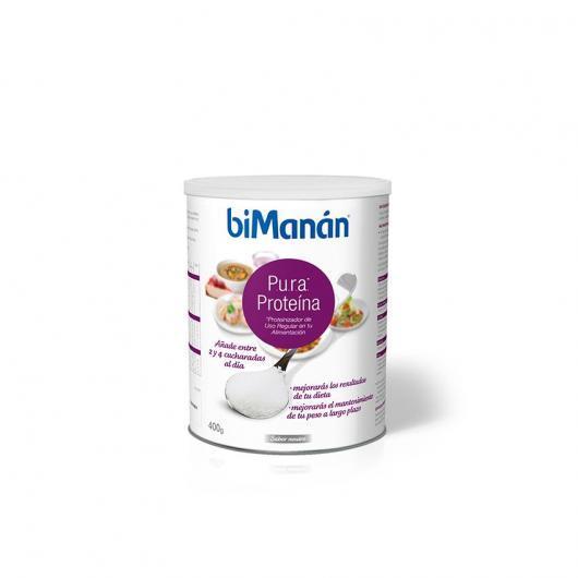 Pura proteína Bimanán, 400 g