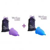 Pack MeLuna Coupe Menstruelle Classic Petite Boule Taille L