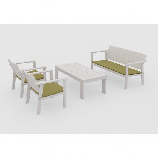 Table Fixe Combinable Rectangulaire