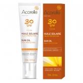 Olio solare SPF30 Acorelle 75 ml