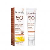 Acorelle SPF50 sun spray 100ml