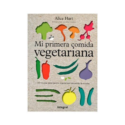 Mi primera comida vegetariana