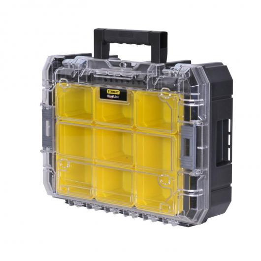 Organizador TSTAK Stanley FMST1-71970 Caja con compartimentos