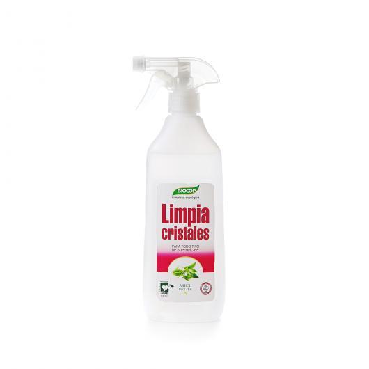 Limpiacristales spray Arból del Té Biocop, 500 ml