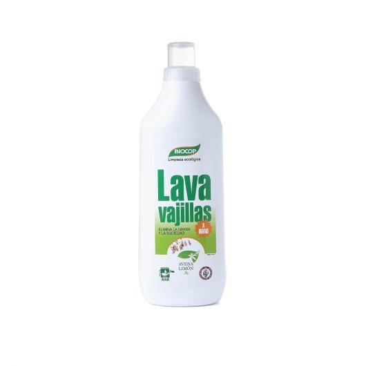 Lavavajillas Avena-Limón Biocop