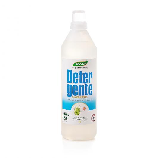 Detergente líquido Aloe-Flor de loto Biocop