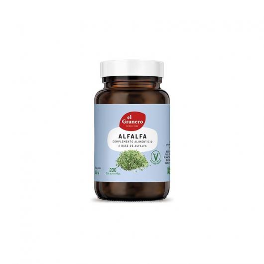 Alfalfa El Granero Integral 200 comprimidos