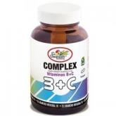 Vitamina B+C Complex, El Granero Integral 90 compresse