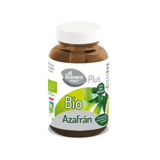 Azafrán Bio El Granero Integral 30 capsule
