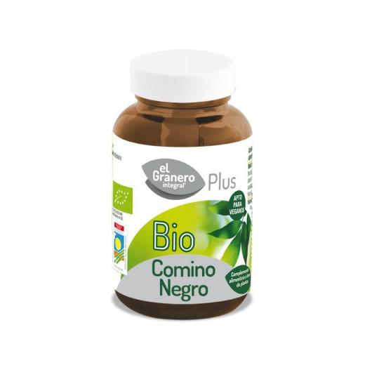 Comino negro Bio El Granero Integral 60 perle