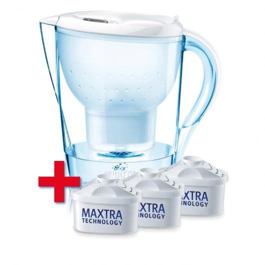 Jarra para filtrar agua BRITA Marella