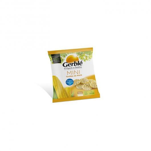 Mini Galettes de Maïs Sans gluten Gerblé, 24 g