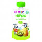 Bolsitas Biológicas Kiwi, pera y plátano HiPP, 90 g