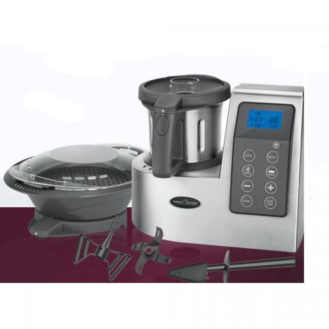 Robot de cocina 10 en 1 mkm 1074 proficook por 278 95 - Robots de cocina opiniones ...