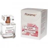 Eaux de parfum fleur de paradis Floreame 50 ml