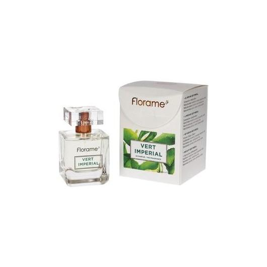 Eaux di profumo vert imperial Florame 50 ml