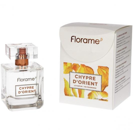 Eaux de parfum chypre d'orient Florame 50 ml