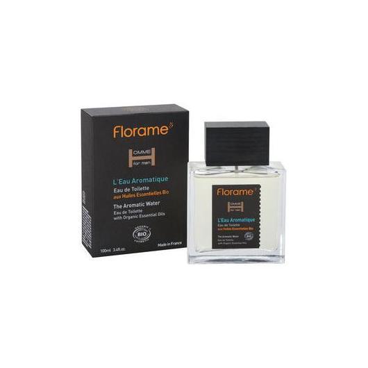 Eau de toilette Aromatique Florame 100 ml