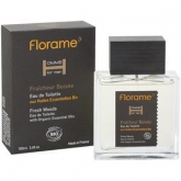 Eaux di toilette Fresh wood Florame 100 ml
