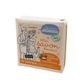 Jabón pastilla aceite de argán + perfume almond Nut SECRETS DE PROVENCE 100 gr