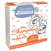 Shampoo solido per bambini Secrets de provence 85 gr
