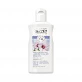 Leche limpiadora suave Malva & Aceite de almendras Lavera 125 ml