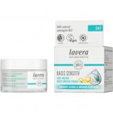 Crema idratante anti-età Q10 , jojoba e aloe vera Bio Lavera 50 ml