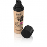 Maquillaje fluido natural - Honey Amber 05 Lavera 30 ml
