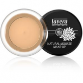 Fondotinta in mousse naturale- Honey 03 Lavera 15 g