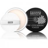 Fondotinta in polvere minerale delicato - transparente Lavera 8 g