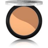 Fondotinta in polvere abbrozante bicolore- Golden Sahara 01 Lavera 9 g