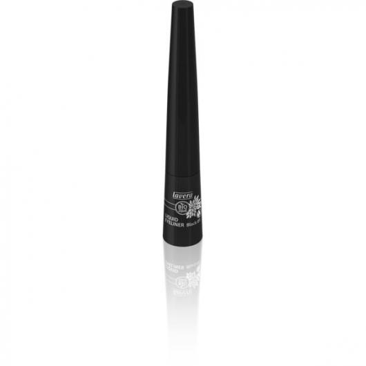 Eyeliner liquido -Black 01- Lavera 3,5 ml