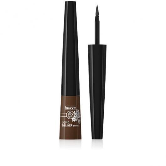 Eyeliner Liquide - Brown 02 - Lavera 3,5 ml