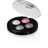 Quattro ombretti illuminanti -Lavender Couture 02- Lavera 2 g