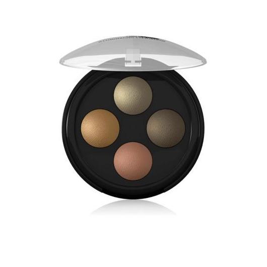 Quattro ombretti illuminanti --Indian Dream 03- Lavera 2 g