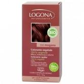 Tinta vegetal capilar em pó cor caoba Logona, 100 g