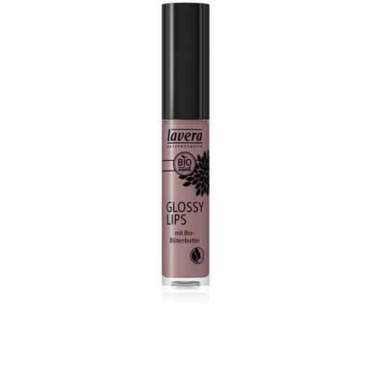Brillant à Lèvres Glossy - Hazel Nude 12 - Lavera 6.5 ml