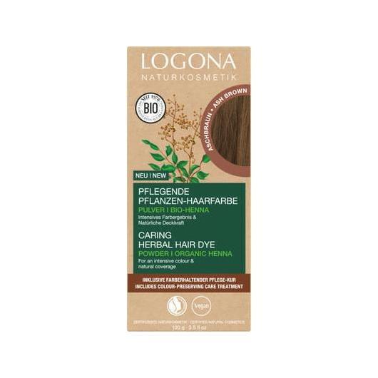 Tintura vegetale in polvere Castano Logona, 100g